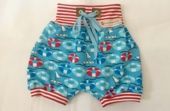 Baby Shorts Jersey
