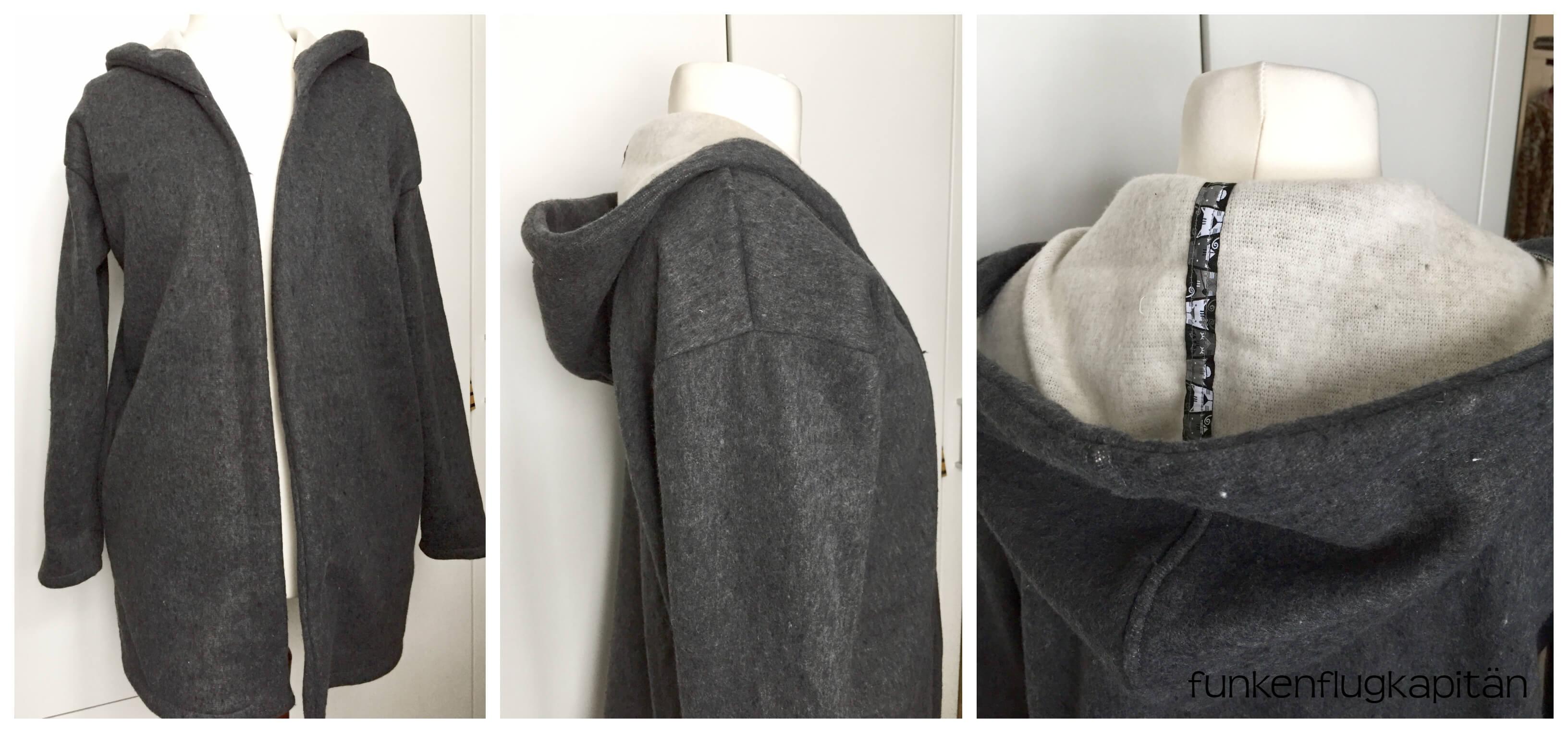 Meine momentane Trendfarbe: Grau. Ist das mein neues Bunt?
