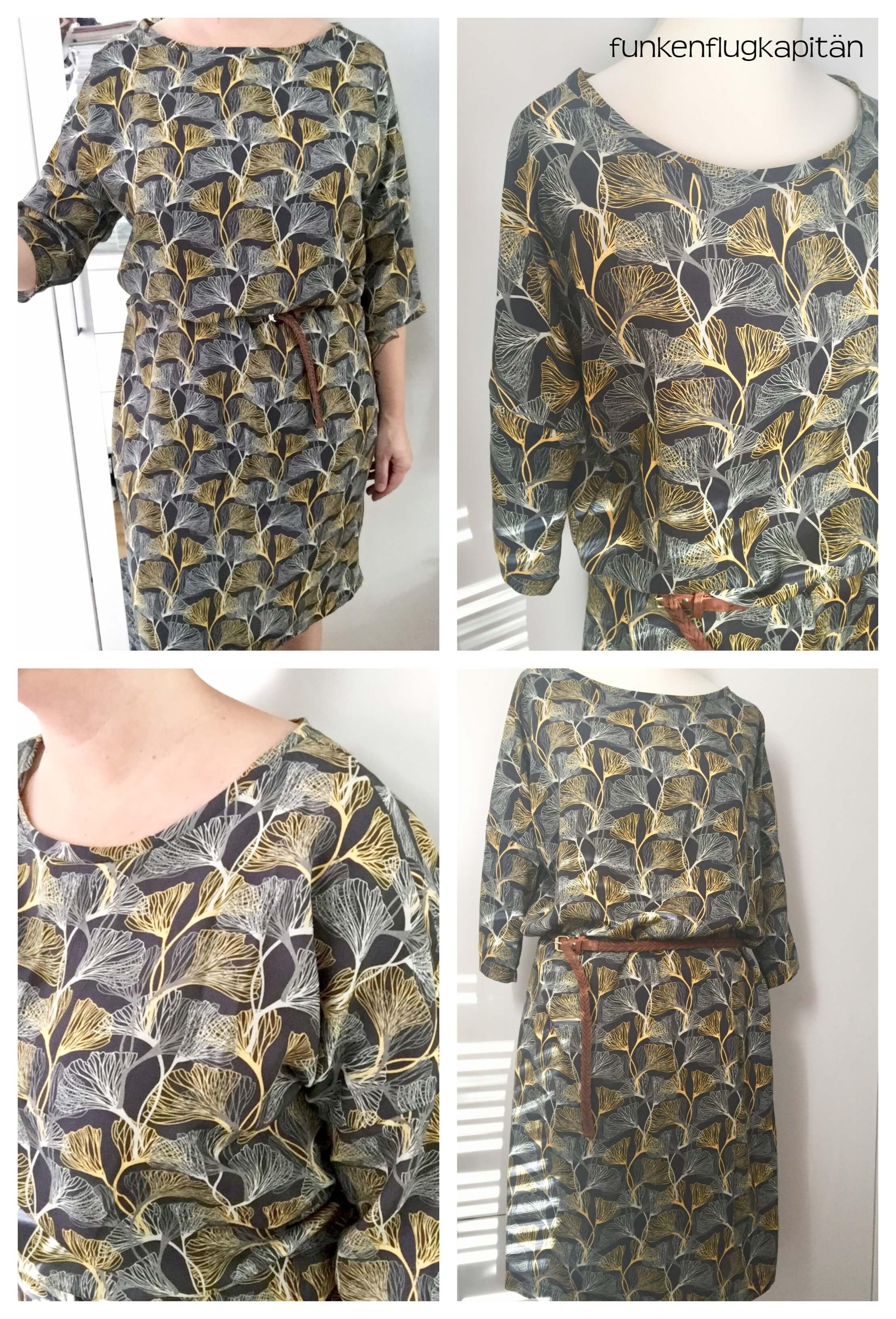 Neue und altbewährte Schnittmuster für Kleider