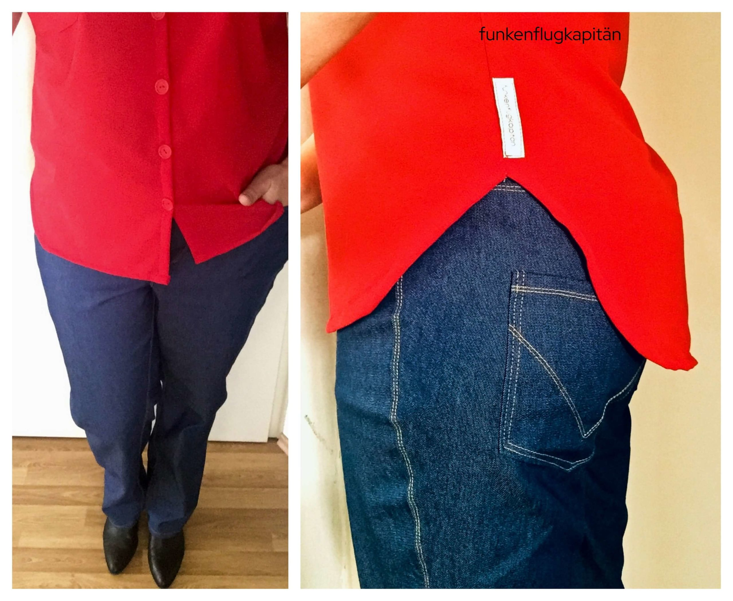 Hillie Hildrud Jeans