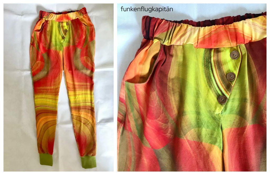 Hose Ludwig Lotte&Ludwig batik