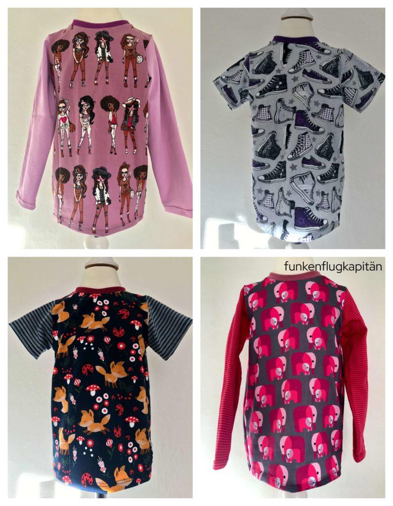Kinder Shirts Jersey Basic Shirt Lybstes