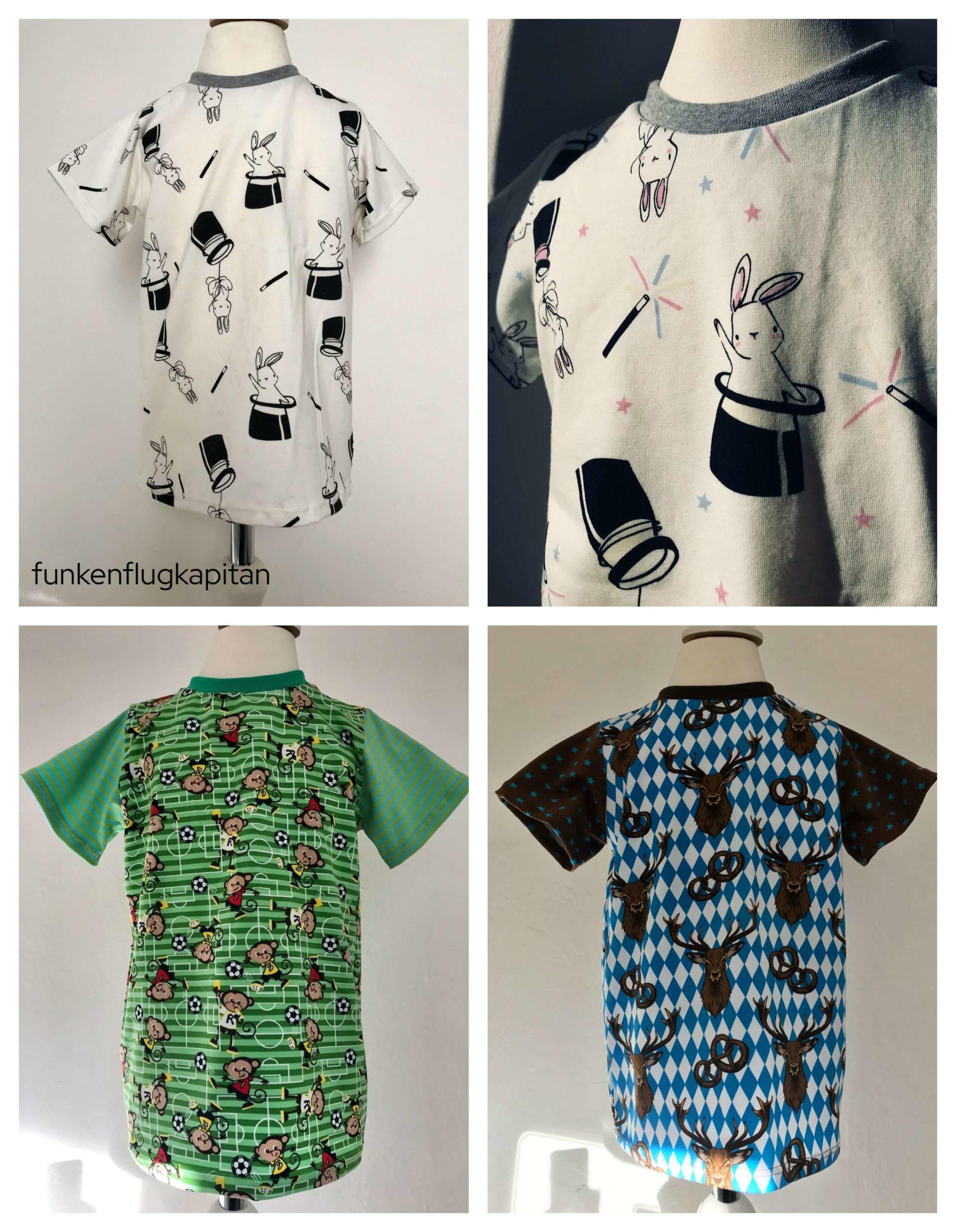 Kinder Shirts Jersey Basic Shirt Lybstes 2