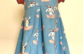 Lybstes Kleid Luna Jersey Hasen