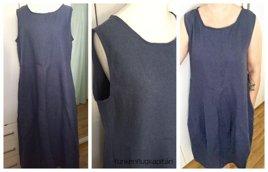Maxi Kleid aus Leinen