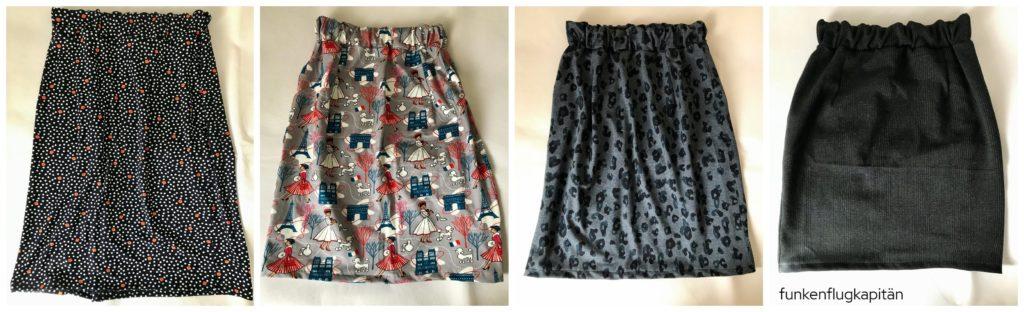 Röcke und Shorts für Erwachsene
